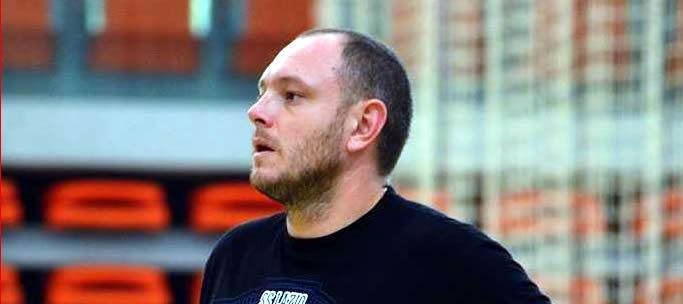 Trener Đakova Marko Muller