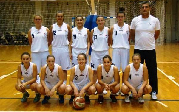Košarkašice KK Sedam iz Đakova su aktualne prvakinje B-1